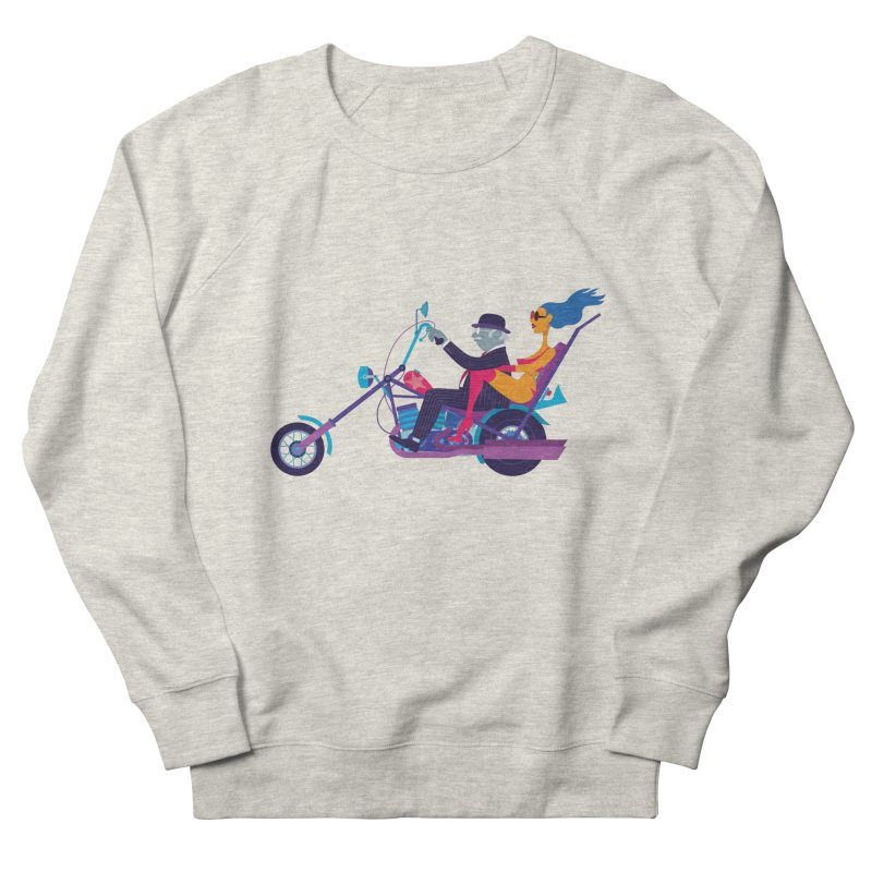 Mid-Life Crisis No.1 Men's Sweatshirt by Studio Drawgood