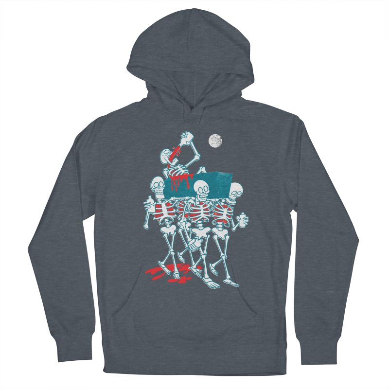 Funeral Of The Already Dead Women's Pullover Hoody by drawgood's Shop