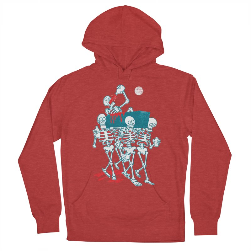 Funeral Of The Already Dead Men's Pullover Hoody by drawgood's Shop