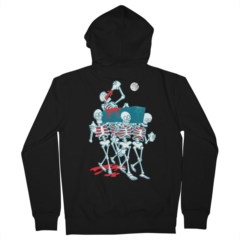Funeral Of The Already Dead Women's Zip-Up Hoody by drawgood's Shop