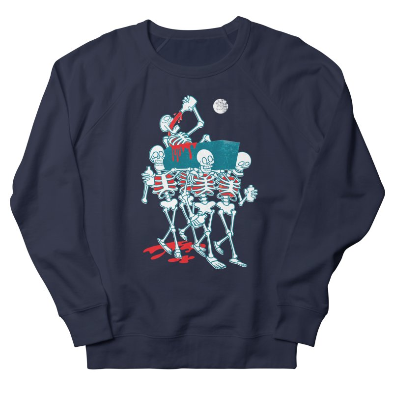 Funeral Of The Already Dead Men's Sweatshirt by drawgood's Shop