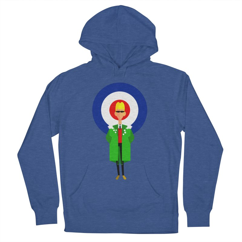 I Am The Mod Women's Pullover Hoody by drawgood's Shop