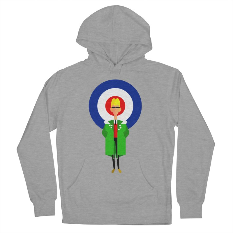 I Am The Mod Women's Pullover Hoody by Studio Drawgood
