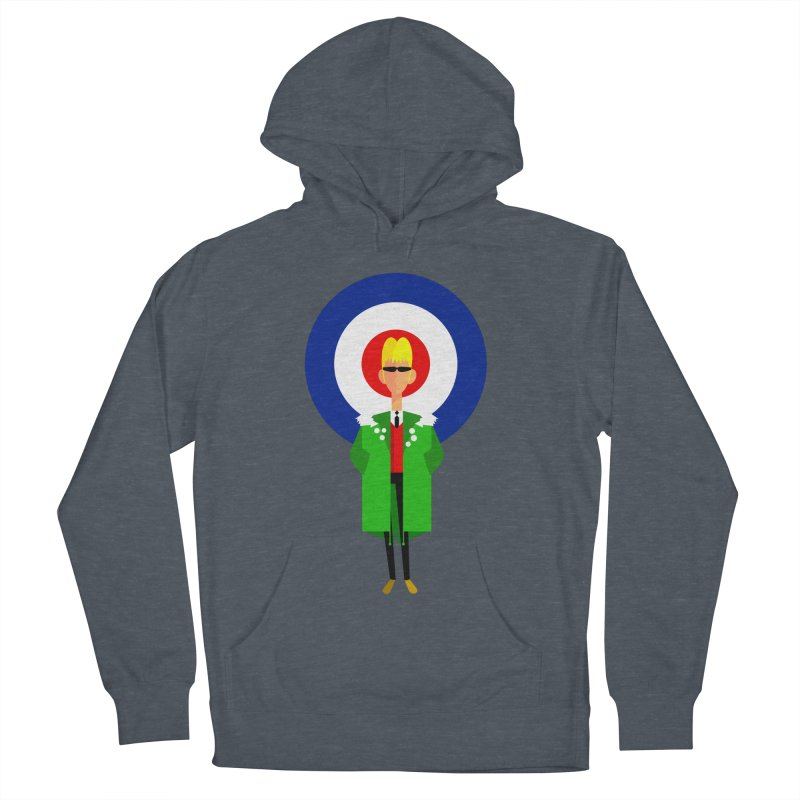 I Am The Mod Men's Pullover Hoody by drawgood's Shop