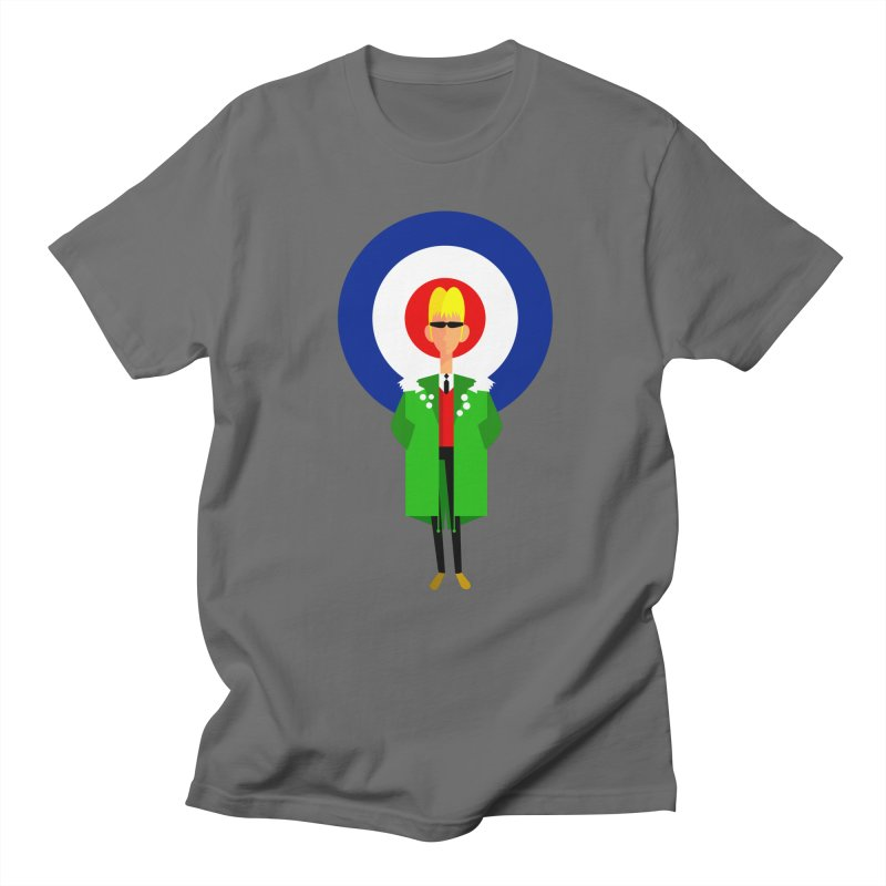 I Am The Mod Men's T-Shirt by drawgood's Shop