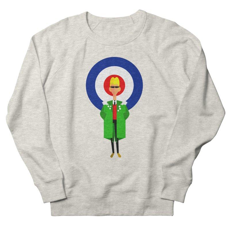 I Am The Mod Men's Sweatshirt by Studio Drawgood