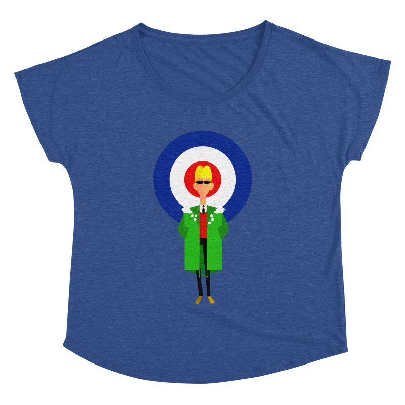 I Am The Mod Women's Dolman by drawgood's Shop