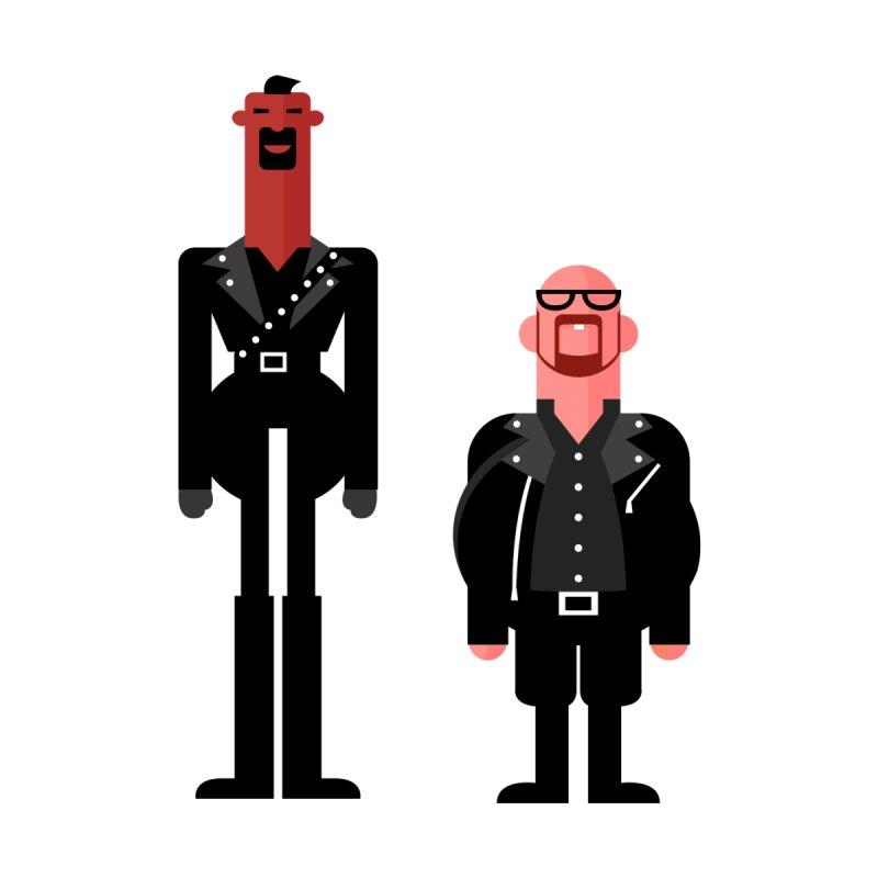 Colin & Geoff by Studio Drawgood
