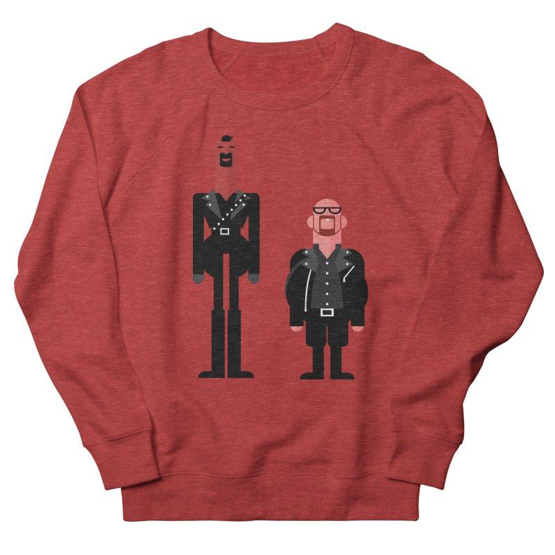 Colin & Geoff Women's Sweatshirt by Studio Drawgood