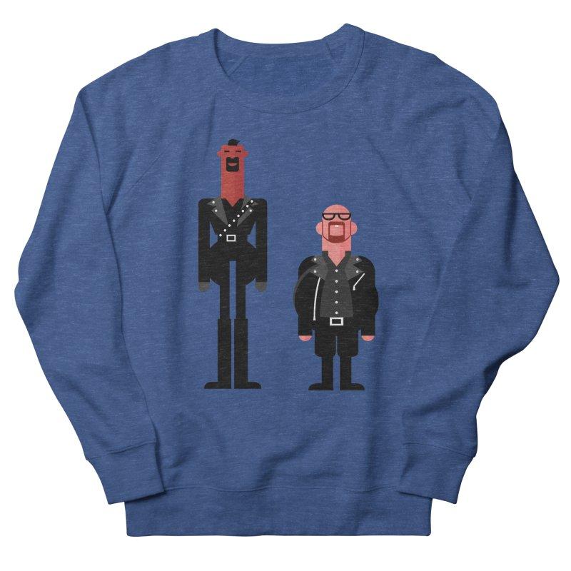 Colin & Geoff Men's Sweatshirt by Studio Drawgood