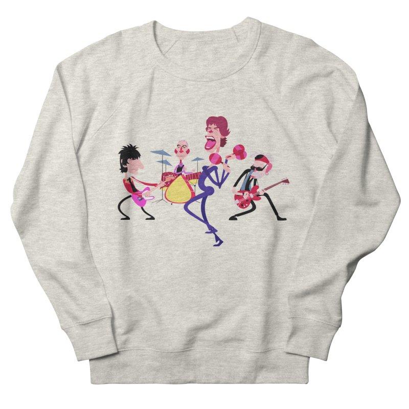 Stoned Again Men's Sweatshirt by Studio Drawgood