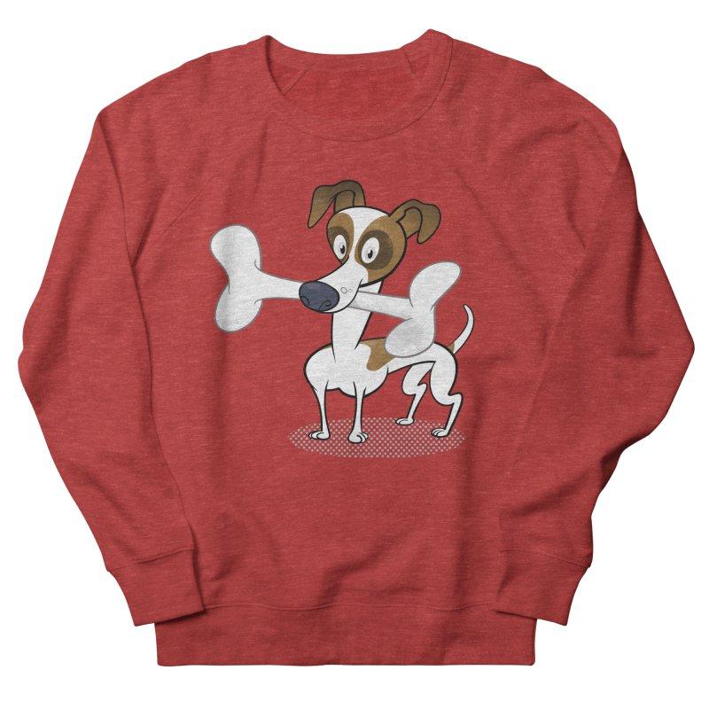 Mr Jack Russell Women's Sweatshirt by Studio Drawgood