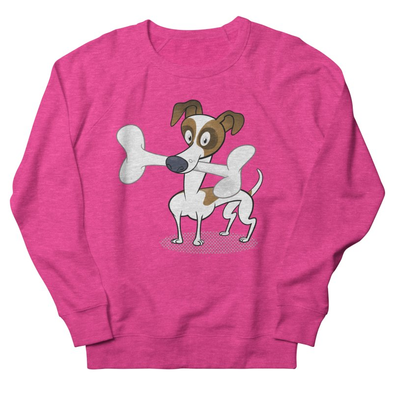 Mr Jack Russell Men's Sweatshirt by Studio Drawgood