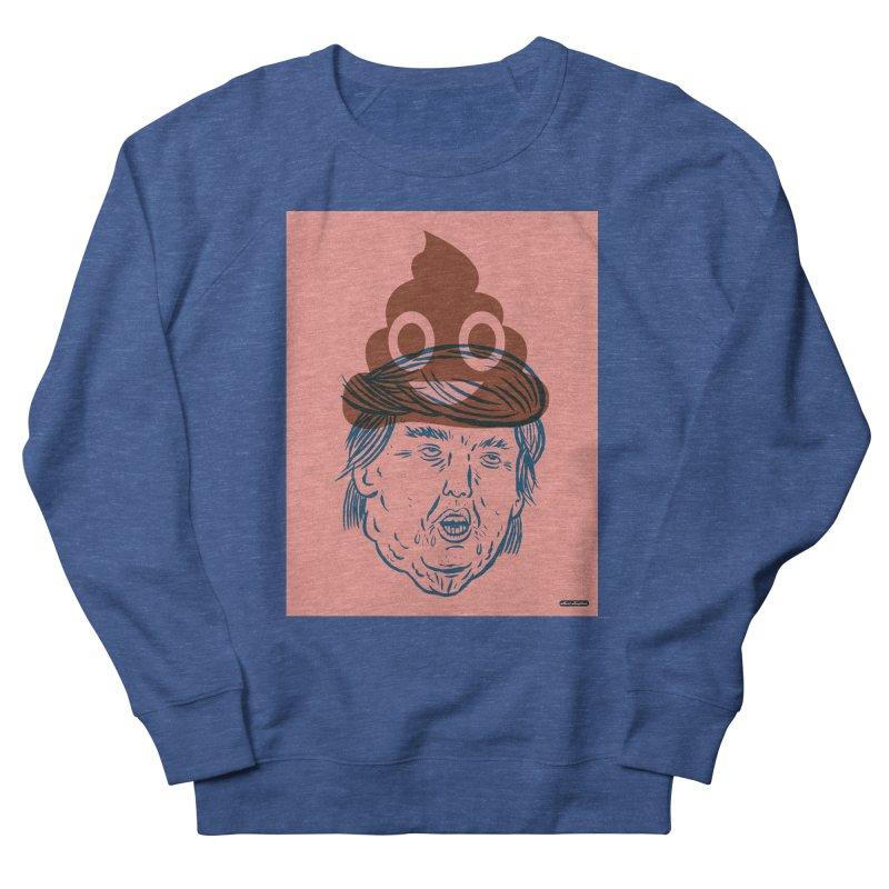 Trumpmoji Men's Sweatshirt by DRAWMARK
