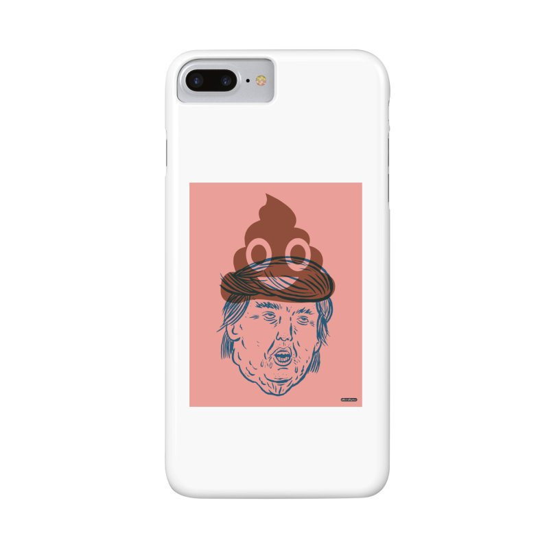 Trumpmoji Accessories Phone Case by DRAWMARK