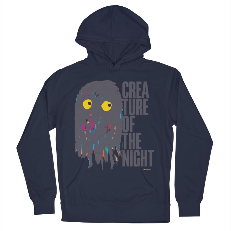 Creature of the Night Women's Pullover Hoody by DRAWMARK