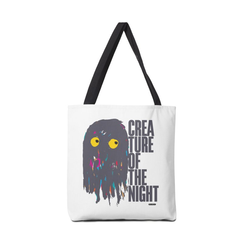 Creature of the Night Accessories Bag by DRAWMARK