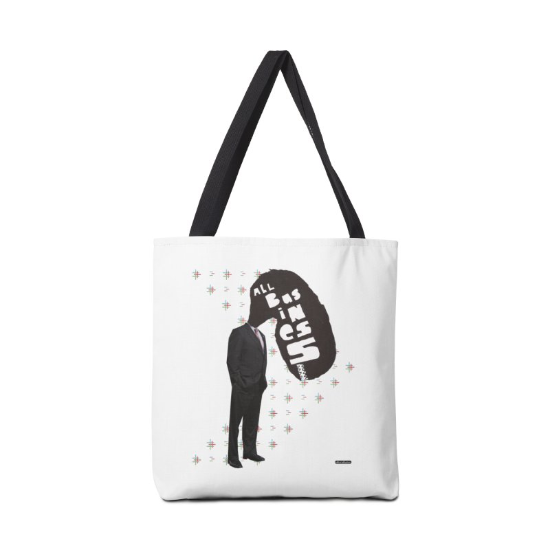 All Business Accessories Bag by DRAWMARK
