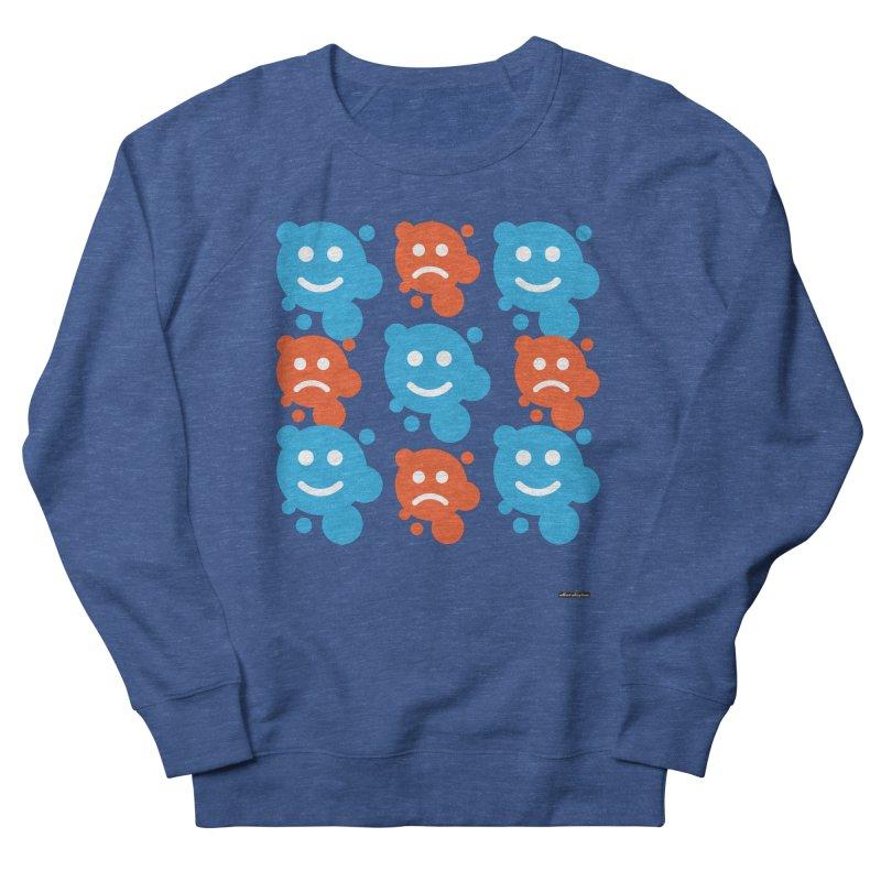 Happy // UnHappy Women's Sweatshirt by DRAWMARK