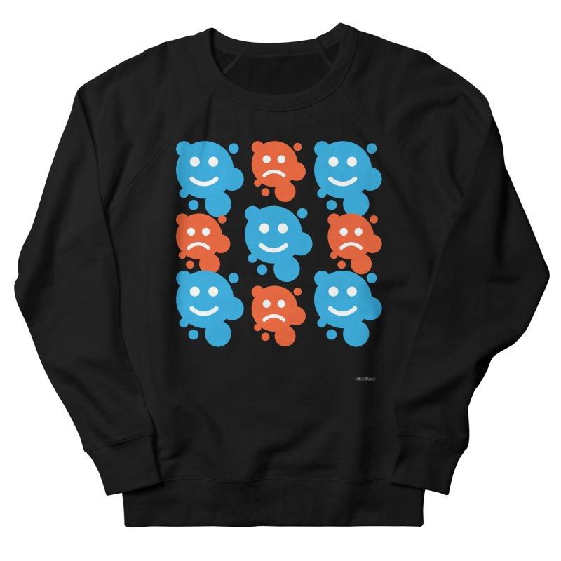 Happy // UnHappy Men's Sweatshirt by DRAWMARK