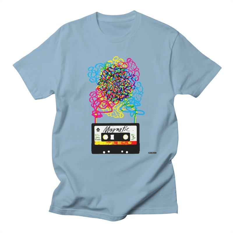 Magnetic Women's Unisex T-Shirt by DRAWMARK