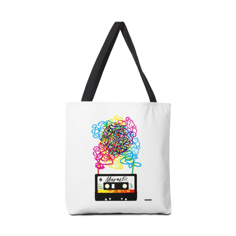 Magnetic Accessories Bag by DRAWMARK