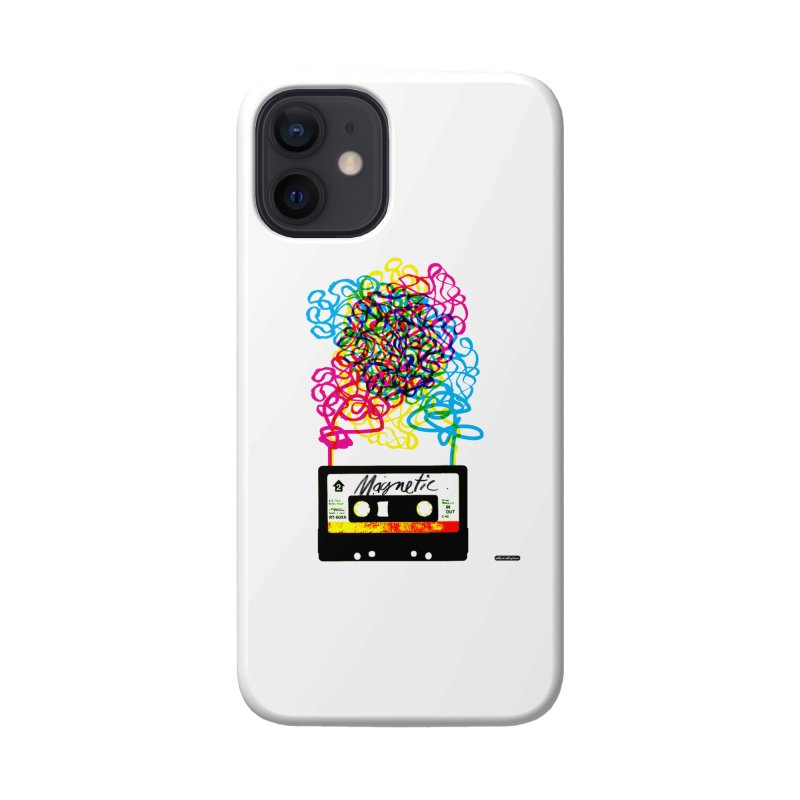 Magnetic Accessories Phone Case by DRAWMARK
