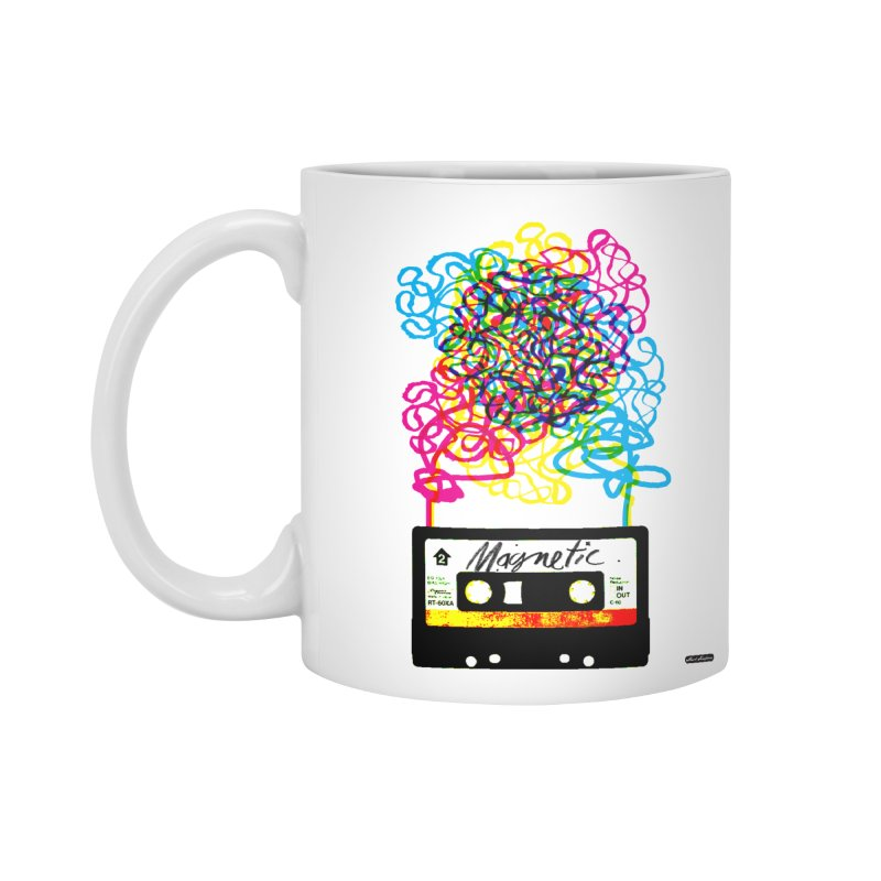 Magnetic Accessories Mug by DRAWMARK