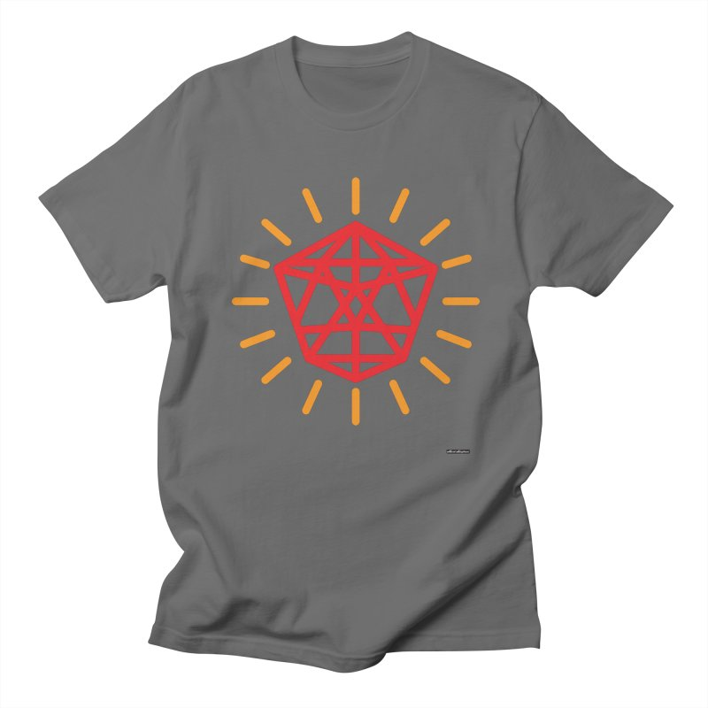 Red Diamond Women's T-Shirt by DRAWMARK