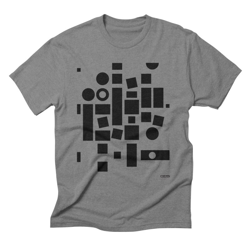 After Albers Positive Men's T-Shirt by DRAWMARK