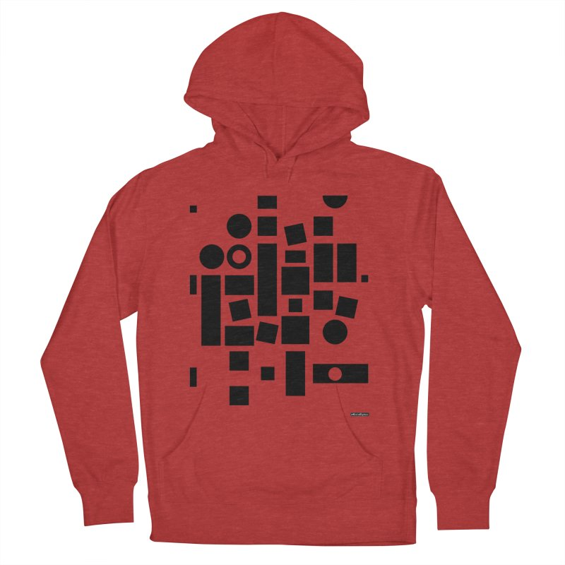 After Albers Positive Women's Pullover Hoody by DRAWMARK