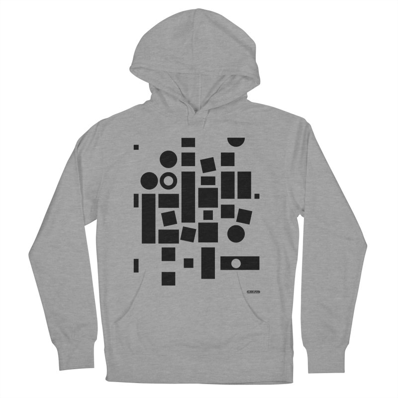 After Albers Positive Men's Pullover Hoody by DRAWMARK