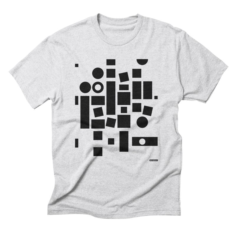 After Albers Positive Men's Triblend T-Shirt by DRAWMARK