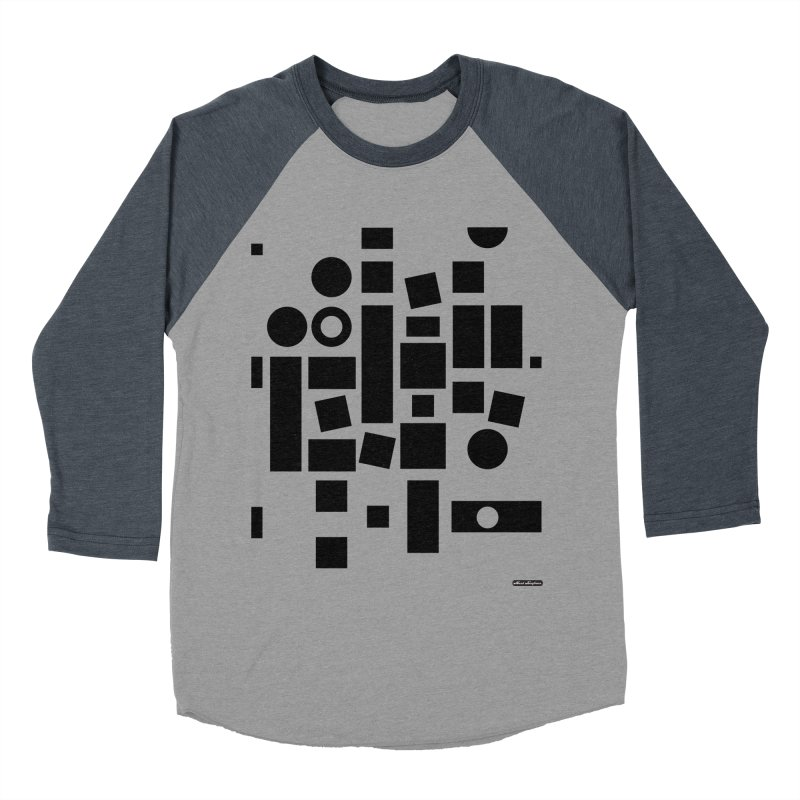 After Albers Positive Men's Baseball Triblend T-Shirt by DRAWMARK