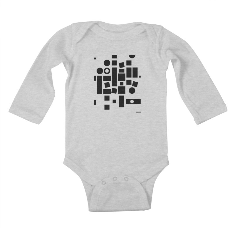 After Albers Positive Kids Baby Longsleeve Bodysuit by DRAWMARK