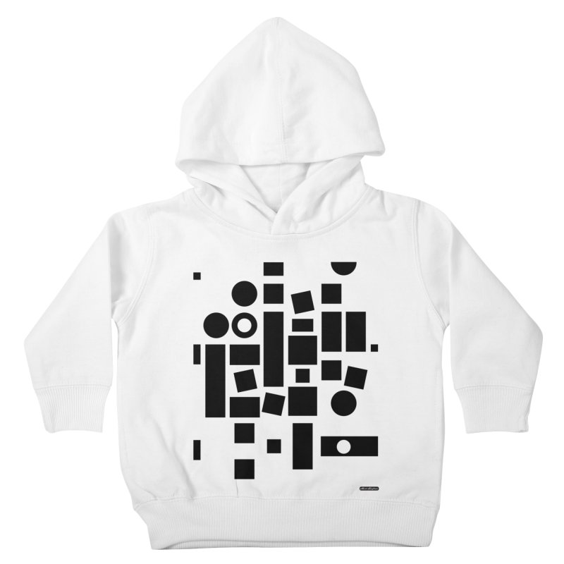 After Albers Positive Kids Toddler Pullover Hoody by DRAWMARK
