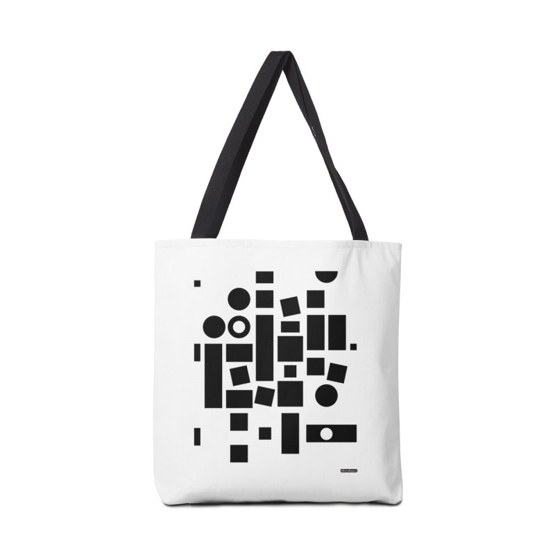 After Albers Positive Accessories Bag by DRAWMARK