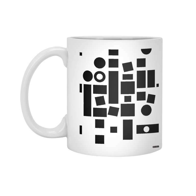 After Albers Positive Accessories Mug by DRAWMARK