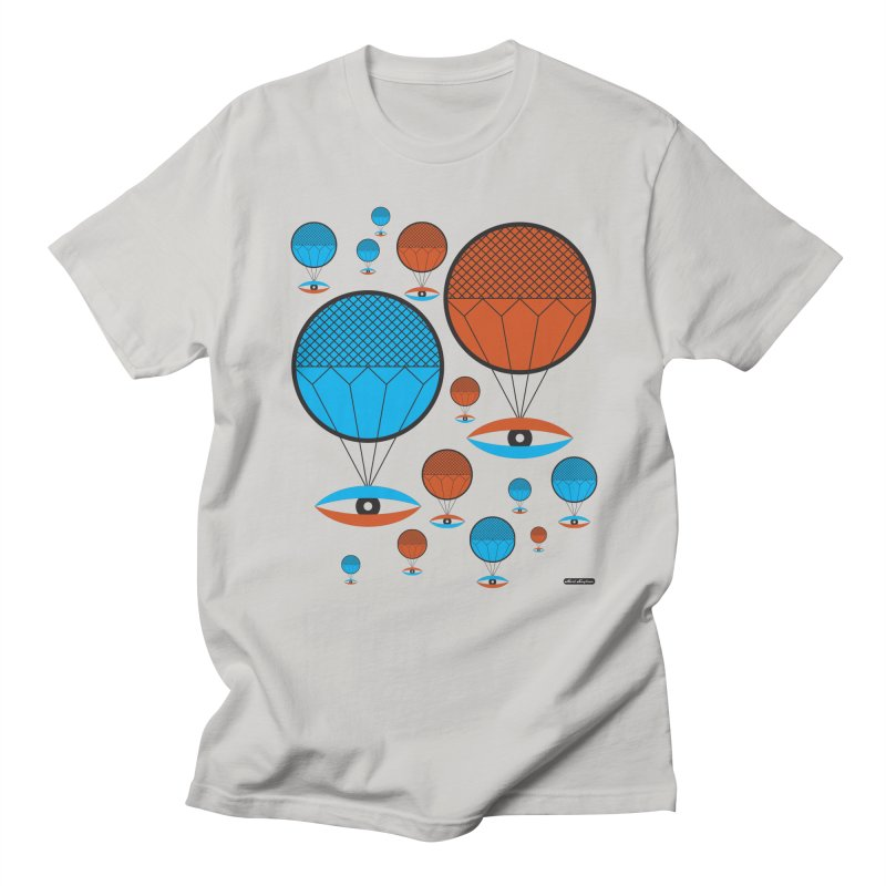 I See You Men's Regular T-Shirt by DRAWMARK
