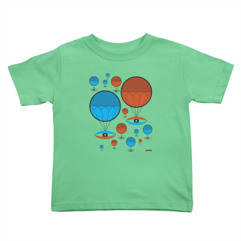 I See You Kids Toddler T-Shirt by DRAWMARK