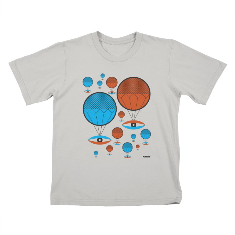 I See You Kids T-Shirt by DRAWMARK