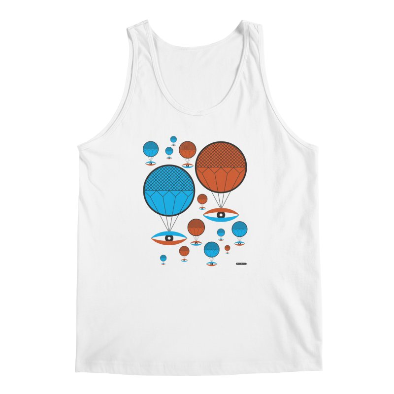 I See You Men's Tank by DRAWMARK