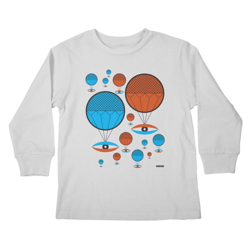 I See You Kids Longsleeve T-Shirt by DRAWMARK