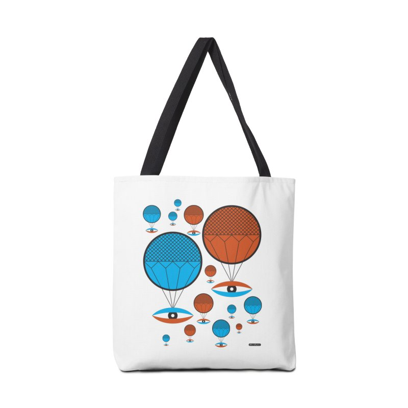 I See You Accessories Bag by DRAWMARK