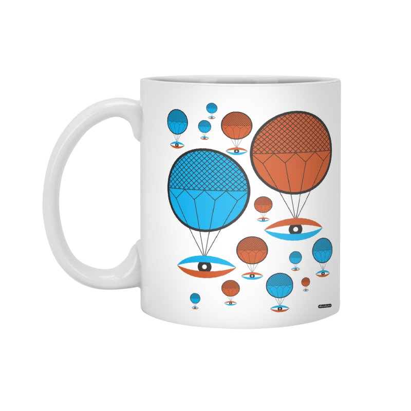 I See You Accessories Mug by DRAWMARK