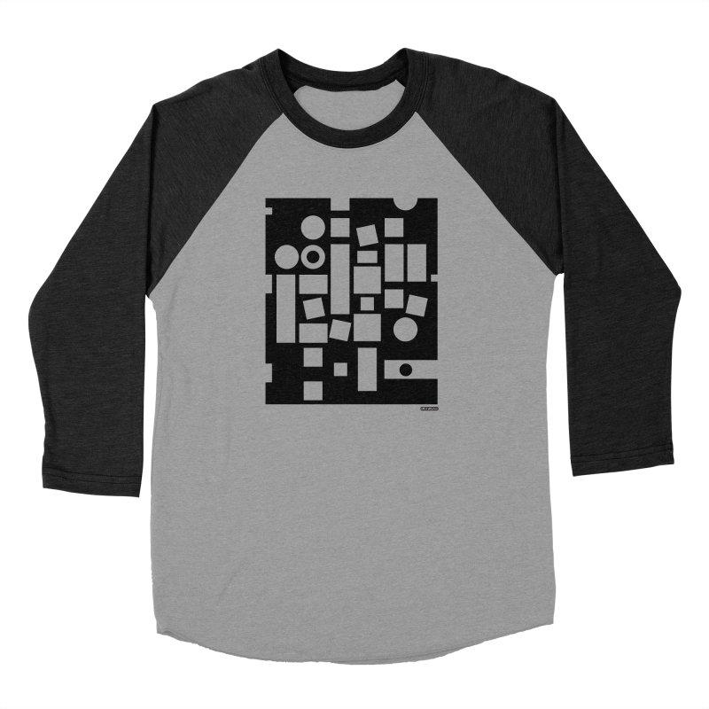 After Albers Negative Women's Longsleeve T-Shirt by DRAWMARK