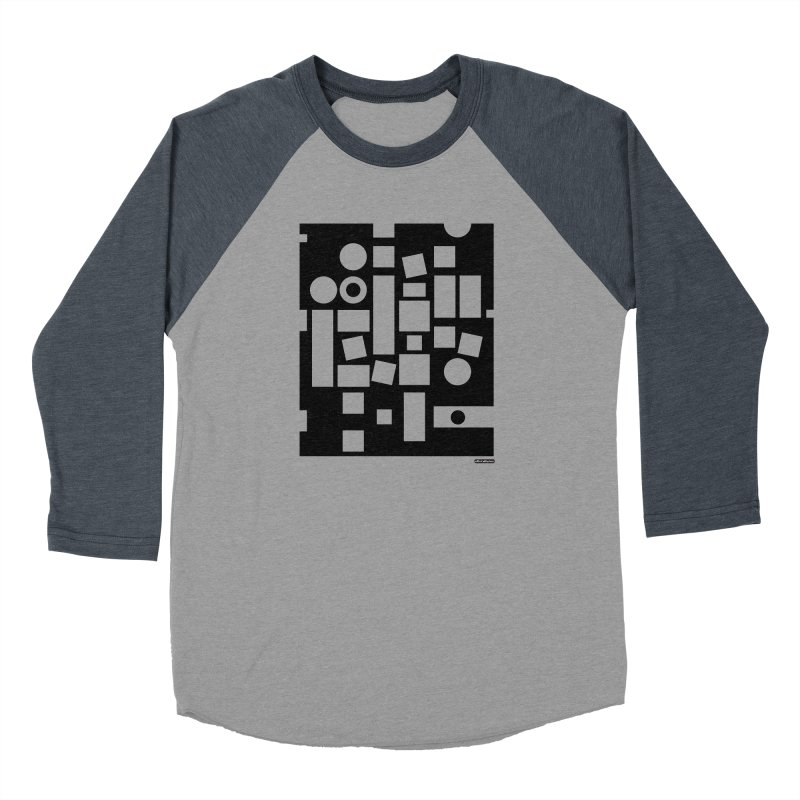 After Albers Negative Women's Longsleeve T-Shirt by DRAWMARK