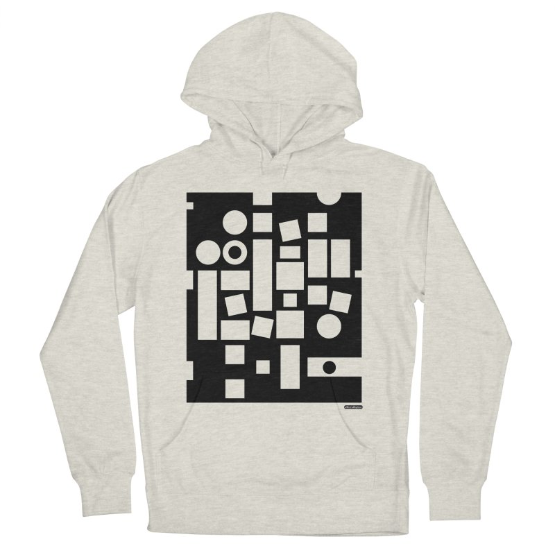 After Albers Negative Women's Pullover Hoody by DRAWMARK
