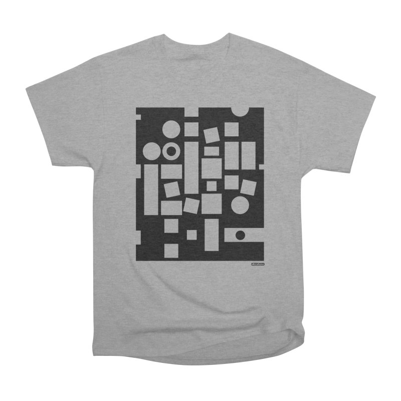 After Albers Negative Men's Classic T-Shirt by DRAWMARK