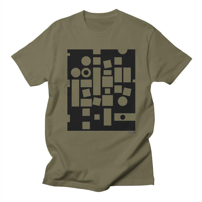 After Albers Negative Men's Regular T-Shirt by DRAWMARK